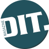 DIT. Magazine Mobile Logo