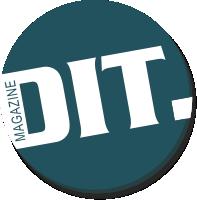 DIT. Magazine Mobile Retina Logo