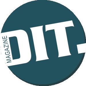 DIT. Magazine Retina Logo